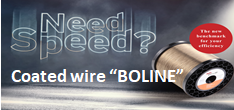 "Coated wire ""BOLINE"""